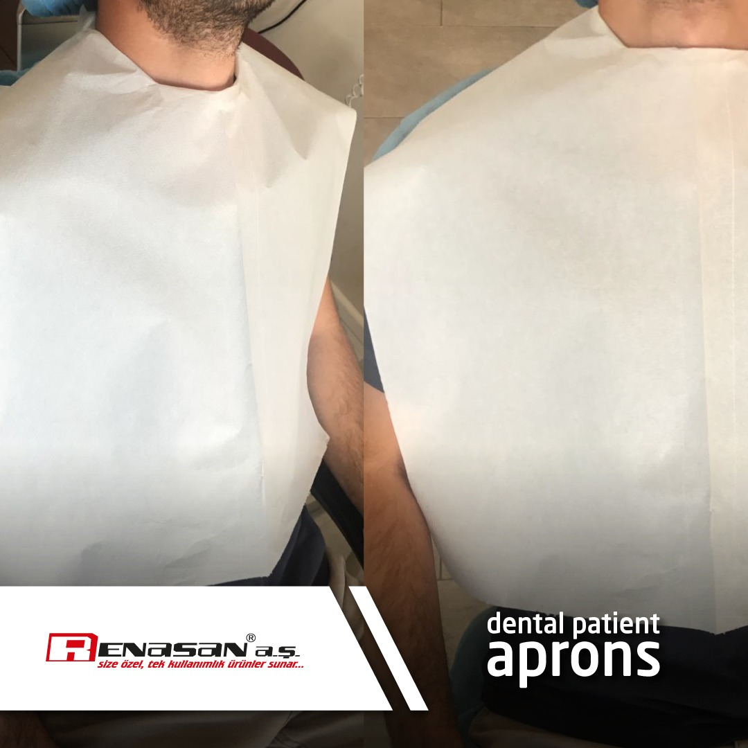 dental patient aprons