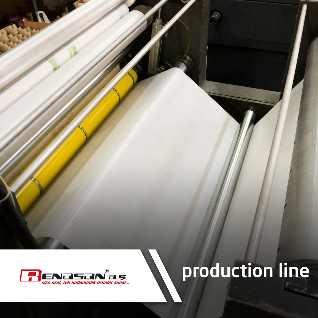 Paper + PE lamination production line!